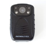 PatrolEyes HD 32GB Body Camera