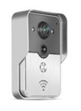 Wireless WIFI mobile remote video intercom doorbell