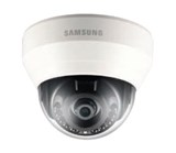 SAMSUNG SND-L6013RP Fixed IR Dome Camera, 2 Megapixel2 Megapixel, WNlite, IR LED, 30fps, 3.6mm, D/N, LDC, Hallway View, PoE