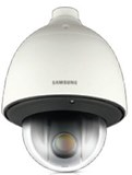SAMSUNG SCP-2273H 680TVL High Resolution 27x PTZ Dome Camera