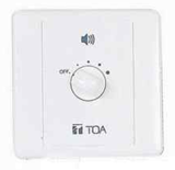 TOA AT-302 30W 2-line Speaker Volume Control